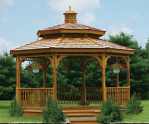 Backyard Gazebo Plans : Gazebo  Gazebo Plans  Gazebo Designs  Patio Covers Place